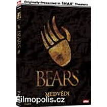 Medvědi (dokument) DVD (Bears)