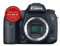 Canon EOS 7D Mark II + 17-55 mm