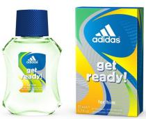 ADIDAS Get ready! voda po holení 50ml