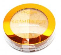 LOREAL GLAM BRONZE PDRE DUO 101H