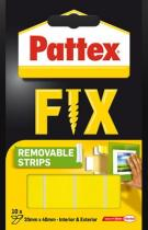 PATTEX Super Fix 2kg 10ks proužky 4cmx20mm