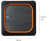 WD My Passport Wireless - 1TB