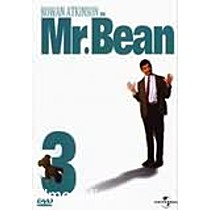 Mr. Bean 3 DVD