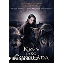 Krev jako čokoláda DVD (Blood and Chocolate)