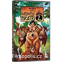 Medvědí bratři 2 DVD (Brother Bear 2)