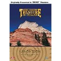 Kaňon Zion - Poklad bohů DVD (Zion Canyon: Treasure of the Gods)