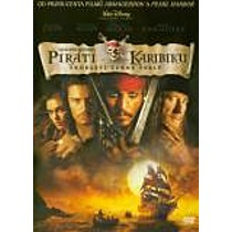 Piráti z Karibiku - Prokletí Černé perly DVD (Pirates of the Caribbean: The Curse of the Black Pearl)