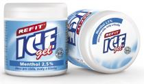 Edwin Ozimek REFIT ICE gel Menthol 2,5 % 230ml