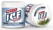 Edwin Ozimek REFIT ICE gel Tea Tree 230ml