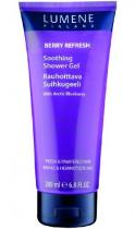Lumene Berry Refresh Blueberry Sprchový gel 200 ml