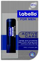 Beiersdorf Labello Balzám na rty For Men Active Care 4,8 g