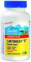"Swiss Herbal Remedies Laktobacily ""3"" 30 kapslí"