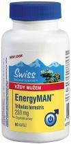 Swiss Herbal Remedies Energyman 60 tbl.