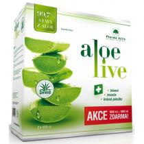 Pharma Activ AloeLive 1+1 (1000 ml + 1000 ml)
