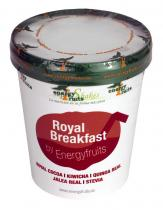 Energy Fruits Royal Breakfast (kakao,amarant,mateří kašička,stevia,quinoa) 225 g