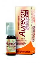 Herb-Pharma Aurecon dry spray na vysušení ucha 50 ml