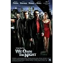 Noc patří nám DVD (We Own The Night)