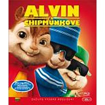 Alvin a Chipmunkové (Blu-Ray)  (Alvin and the Chipmunks)