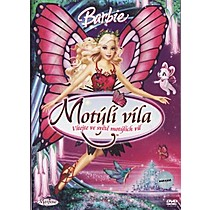 Barbie Motýlí víla DVD (Barbie: Mariposa)