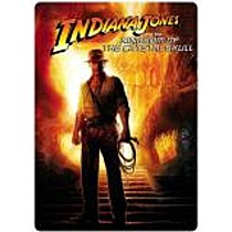 Indiana Jones a Království křišťálové lebky (2 DVD) (Steelbook)  (Indiana Jones And The Kingdom Of The Crystal Skull)