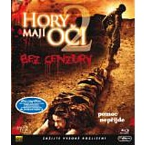 Hory mají oči 2 (Blu-Ray)  (The Hills Have Eyes 2: Unrated)