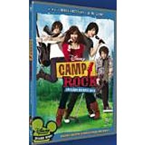 Camp Rock DVD (Camp Rock: Extended Rock Star Edition)