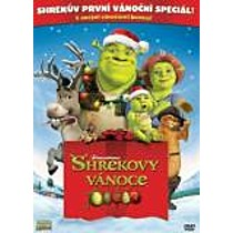 Shrekovy Vánoce DVD (Shrek The Halls)