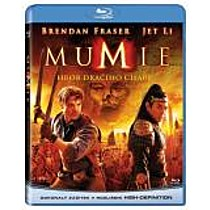 Mumie: Hrob dračího císaře (Blu-Ray)  (The Mummy: Tomb Of The Dragon Emperor)