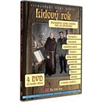 Lidový rok (4 DVD)  (The Folk Year)