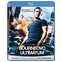 Bourneovo ultimátum (Blu-Ray)  (Bourne Ultimatum)