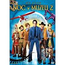 Noc v muzeu 2 DVD (Night at the Museum 2: Battle of the Smithsonian)