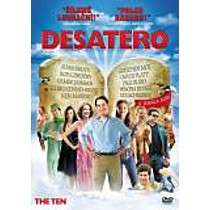 Desatero DVD (The Ten)
