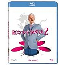 Růžový panter 2 (Blu-Ray)  (The Pink Panther 2)