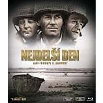 Nejdelší den (Blu-Ray)  (The Longest Day)