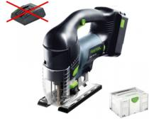 Festool Carvex PSBC 420 EB Li-Basic