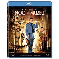 Noc v muzeu (Blu-Ray)  (Night at the Museum)