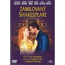 Zamilovaný Shakespeare (Reedice 2009) DVD (Shakespeare in Love)