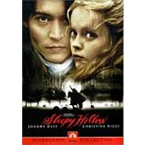 Ospalá díra (Hororová klasika) DVD (Sleepy Hollow)