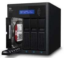 Western Digital EX 4100, 8TB