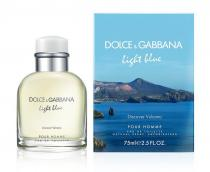 Dolce & Gabbana Light Blue Discover Vulcano EdT 125ml M