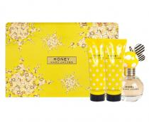 Marc Jacobs Honey EdP W Edp 50ml + 75ml tělové mléko + 75ml SG