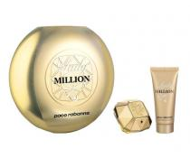 Paco Rabanne Lady Million EdP W Edp 50ml + 100ml tělové mléko