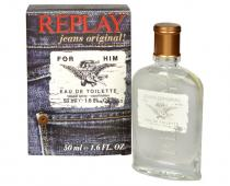 Replay Jeans Original For Him EDT 30 ml M