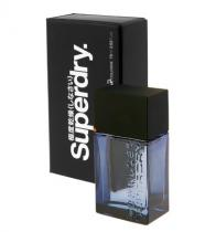 Superdry Black EDC 75 ml M tester