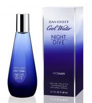 Davidoff Cool Water Night Dive for Women EDT 50 ml W