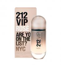 Carolina Herrera 212 VIP Rose EDP 80 ml W tester