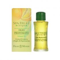 Frais Monde Spa Fruit Orange And Chilli Leaves Parfémovaný olej 10ml W