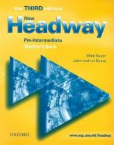 Oxford University Press New Headway Pre-Intermediate Third Edition Teacher's Book