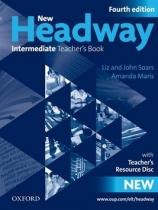 OUP English Learning and Teaching New Headway Fourth edition Intermediate Teacher´s with Teacher´s resource disc