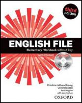 OUP English Learning and Teaching English File Elementary Workbook + iChecker CD-ROM
